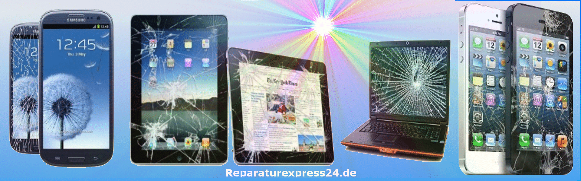Handy Tablet Reparatur