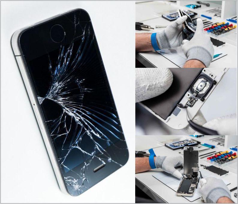 iPhone Samsung Smartphone Tablet Reparatur in München Display Wechsel Wasserschaden Akku Tausch Kamera Mikrofon